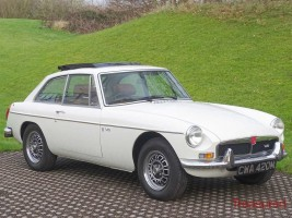 1974 MG B GT V8 Classic Cars for sale