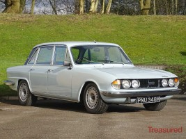 1973 Triumph 2500 pi Mk2 Classic Cars for sale
