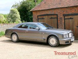 2009 Bentley Brooklands Classic Cars for sale