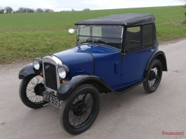 1930 Austin 7 Two Seater Sports Classic Cars for sale