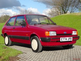 1988 Ford Fiesta 1.1L Classic Cars for sale