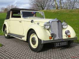 1939 Rover 14hp Classic Cars for sale