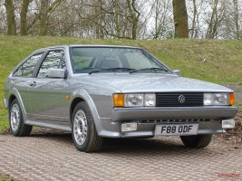 1988 Volkswagen Scirocco Classic Cars for sale