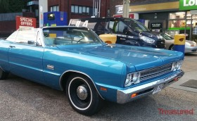 1969 Plymouth Fury Convertible. Classic Cars for sale