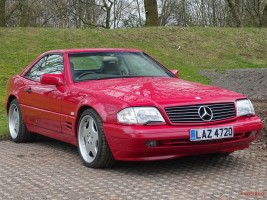 1996 Mercedes-Benz SL 280 Classic Cars for sale
