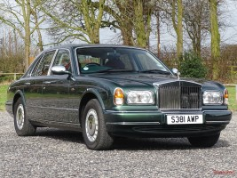 1998 Rolls-Royce Silver Seraph Classic Cars for sale