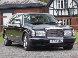 2003 Bentley Arnage Classic Cars for sale