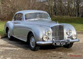 1953 Bentley R Type Continental H J Mulliner Fastback Classic Cars for sale