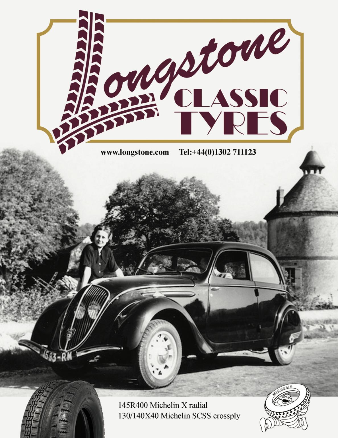 Longstone Classic Tyres - Tyres, tires,