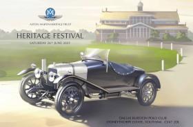 Aston Martin Heritage Festival