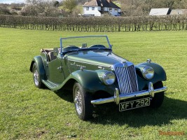 1955 MG MG TF 1500 Classic Cars for sale