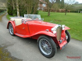 1948 MG TC Classic Cars for sale