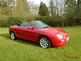 2001 MG MGF Classic Cars for sale