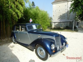 1952 Armstrong Siddeley Whitley Classic Cars for sale