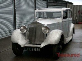 1936 Rolls-Royce 20/25 Six Light Saloon by Cockshoot Classic Cars for sale