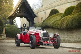 1933 Aston Martin 12/50 Le Mans Classic Cars for sale