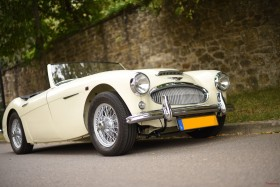 1962 Austin Healey 3000 Classic Cars for sale