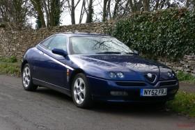 2002 Alfa Romeo GTV T-Spark Lusso Classic Cars for sale