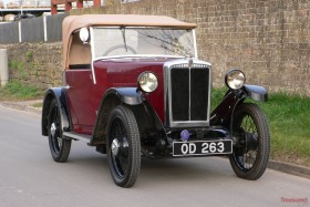 1931 Morris 8 Minor Two Seater Classic Cars for sale
