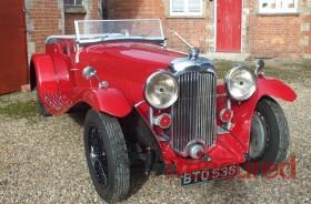 1935 Lagonda M35 R Classic Cars for sale