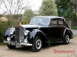 1954 Rolls-Royce Silver Dawn Classic Cars for sale