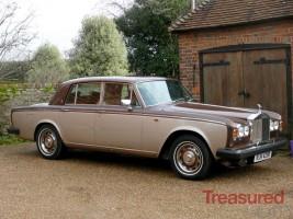 1977 Rolls-Royce Silver Shadow II Classic Cars for sale