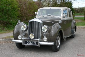 1953 Bentley R Type Automatic Saloon Classic Cars for sale