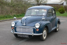 1970 Morris Minor 1000 Classic Cars for sale