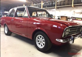 1969 Ford Cortina GT Savage Evocation Classic Cars for sale