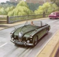 HRH Prince Philips Classic Lagonda