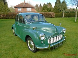 1960 Morris Minor 1000 Classic Cars for sale