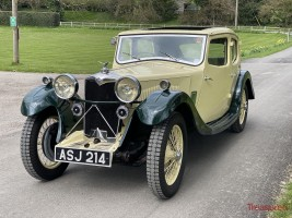 1933 Riley 9 Kestral Classic Cars for sale