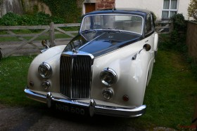 1955 Armstrong Siddeley Sapphire 346 Classic Cars for sale