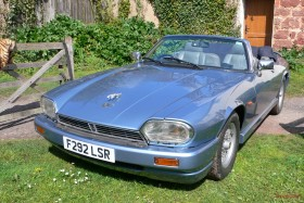 1988 Jaguar XJS V12 Convertable Classic Cars for sale