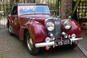 1949 Triumph 2000 Roadster Classic Cars for sale