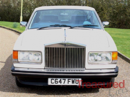 1986 Rolls-Royce Silver Spirit Classic Cars for sale