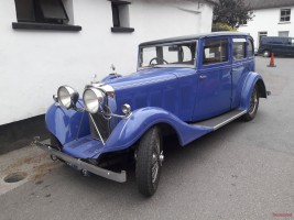 1935 Talbot AX65 Six Light Saloon Classic Cars for sale