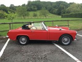 1971 MG Midget Classic Cars for sale