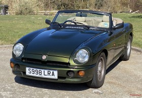 1998 MG RV8 Classic Cars for sale