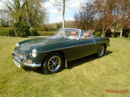 1976 MG B Roadster Classic Cars for sale