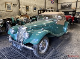 1954 MG TF Classic Cars for sale