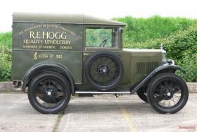 1930 Morris Minor 5cwt Van Classic Cars for sale