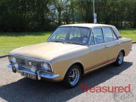 1970 Ford Cortina 1600E Mk2 Classic Cars for sale