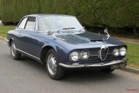 1965 Alfa Romeo 2600 Bertone Sprint Classic Cars for sale