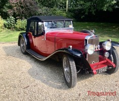 1933 Alvis Firefly 12 Classic Cars for sale
