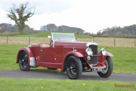 1931 Alvis 12/60 Beetleback Classic Cars for sale