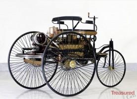 1886 Benz Patent-Motorwagen Classic Cars for sale