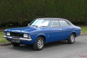 1976 Ford Cortina 2000E Mk3 Classic Cars for sale