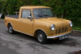 1980 Mini Classic 95 Pick-Up Classic Cars for sale