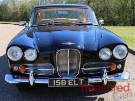 1961 Lagonda Rapide Superleggera Classic Cars for sale